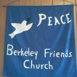 BFC Lobby Peace Banner